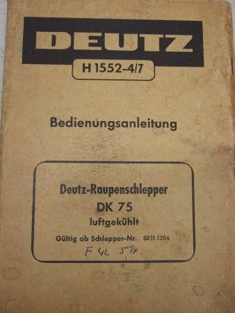 No 01160592 Ref Gummitülle für Deutz ein Loch
