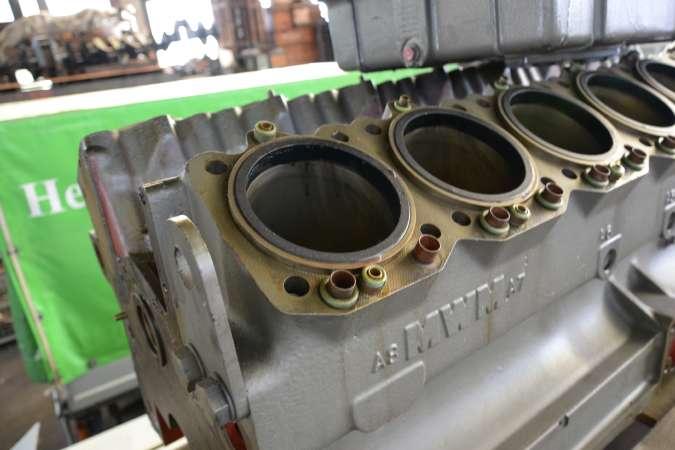 HERBERT METZENDORFF & CO  KG - MWM 234 spare parts on stock